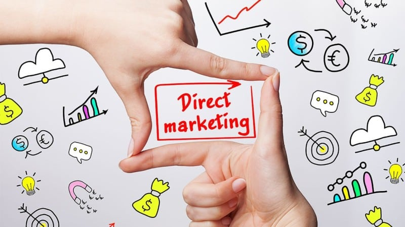 Direct Marketing to Customers With E-mail